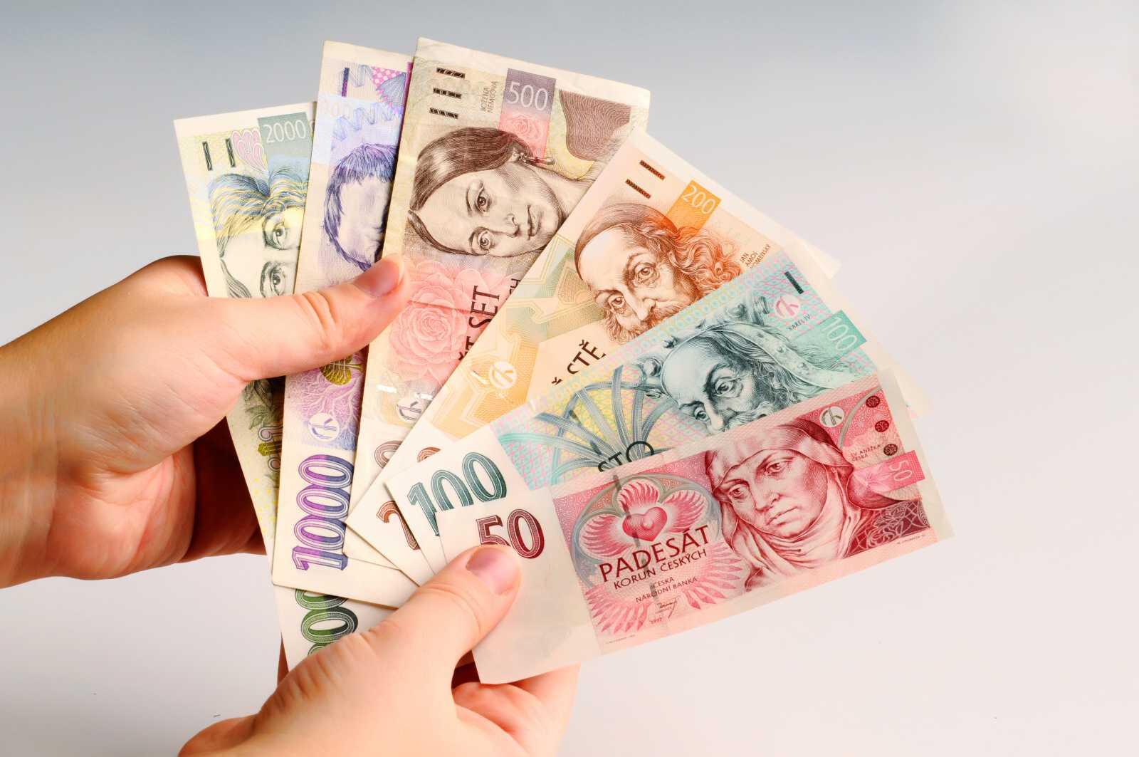 Půjčka před výplatou 10000 Kč